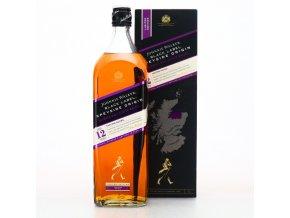 Whisky Johnnie Walker Black Label Speyside Origin 42% 1 l (karton)