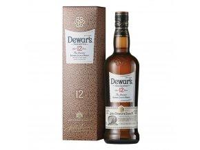 Whisky Dewars 12y 40% 1 l (karton)