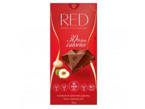 red vyborna mlecna cokolada s makadamiovymi a liskovymi orechy se snienym obsahem kalorii bez pridaneho cukru 100g 2355977 1000x1000 fit