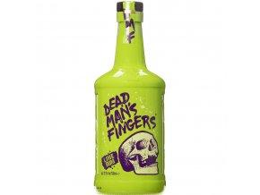 Dead Mans Fingers Lime 37,5% 0,7 l (holá láhev)