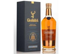 Whisky Glenfiddich Vintage Cask Collection - v dárkové kazetě 40% 0,7l