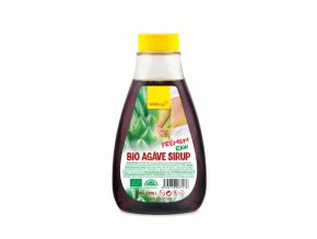 agave sirup bio raw premium wolfberry 400 ml