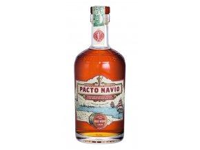 Pacto Navio French Oak red Wine Cask 40% 0,7l