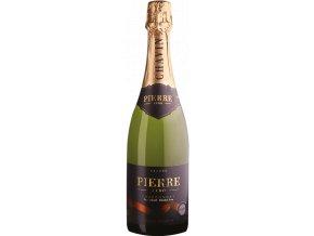 Pierre Zéro Sparkling Chardonnay 0% 0,75l (holá láhev)