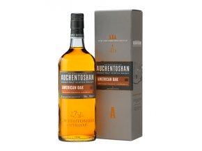 Auchentoshan American Oak Single Malt Scotch Whisky 0,7l v boxu