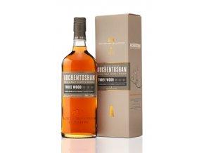 Auchentoshan Three Wood Single Malt Scotch Whisky 0,7l v boxu