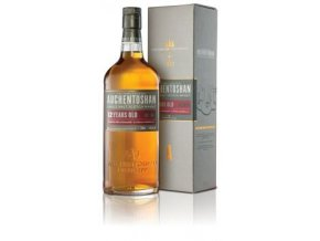 Auchentoshan 12 Year Old Single Malt Scotch Whisky 0,7l v boxu