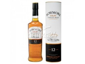 Bowmore 12 Years Islay Single Malt Scotch Whisky 0,7l v boxu