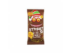 Nutrend tyčinka STREET XL čokoládová s jogurtovou polevou 30g