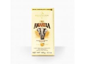 goldkenn cokolada plnena likerom amarula 100g