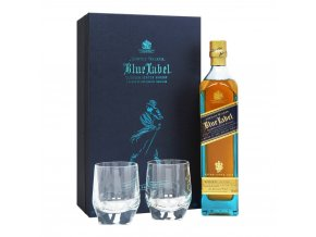 johnnie walker blue label 2 glasses gift pack p5228 9480 image
