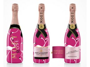 Moët & Chandon Impérial Rosé - Flamingo 0,75l