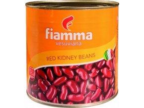 Červené Fazole ve slaném nálevu 2,5 Kg Fiamma