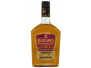 Rum Bavaro Grand Bruleé 0,7 l