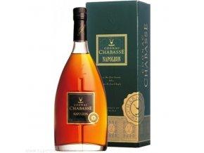 Cognac Chabasse Napoleon 12YO 40% 0,7 l in GiftBox