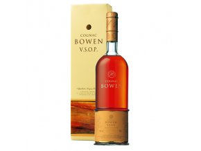 Cognac Bowen VSOP 40% 0,7l in Giftbox