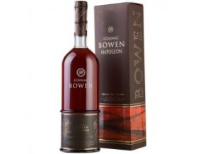 Cognac Bowen Napoleon 12YO 40% 0,7l in Giftbox
