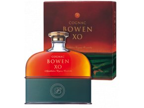 Cognac Bowen XO 40% 0,7l in Giftbox