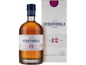 Strathisla Scotch Whiskey 12 YO 0,7l