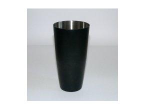 Koktejlový shaker pro barmany nerez černý 0,7 l