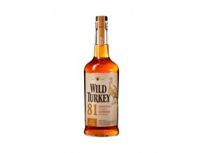 Wild Turkey 81 proof 0,7 l