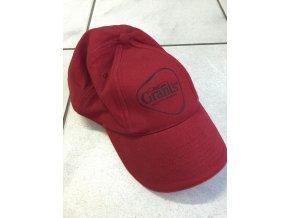 Kšiltovka Grants Unisex bordo červená  doprodej