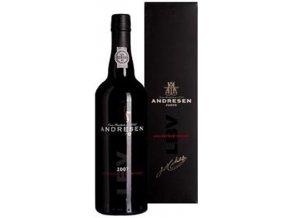Portské víno J.H. Andresen LBV 2007 0,7 l