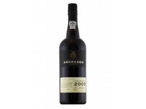 Portské víno J.H. Andresen Colheita 1998 0,7 l