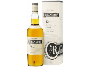 Whisky Cragganmore single malt 0,7 l