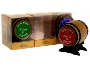Old St. Andrews Barrel tasting set miniatur 3x 0,05 l