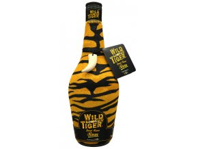 Wild Tiger rum 40% 0,7 l