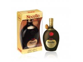 Liqueur z vlašských a lískových oříšků Nocello 24% 0,7 l box Toschi