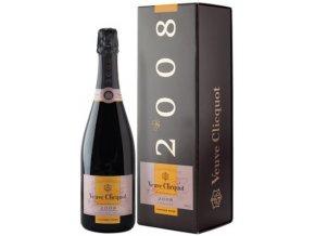 Veuve Clicquot Vintage Rosé 2008 0,75 l dárkové balení