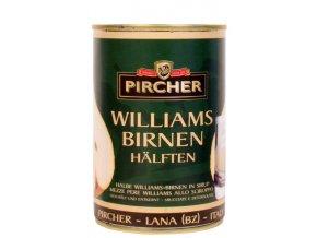 Pircher kompot z hrušek 0,4 kg