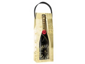 Moet Chandon Brut Impérial Bursting Bubbles bag 0,75 l