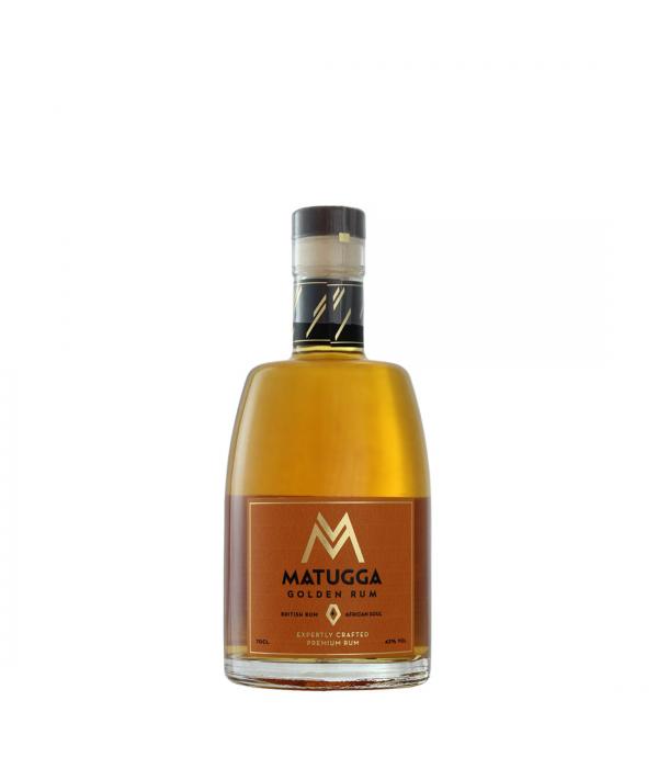 Rum Matugga Golden 42% 0,7l