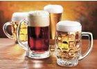 Pivné poháre