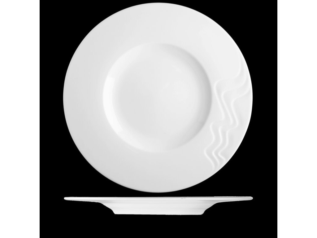 tanier plytký esm