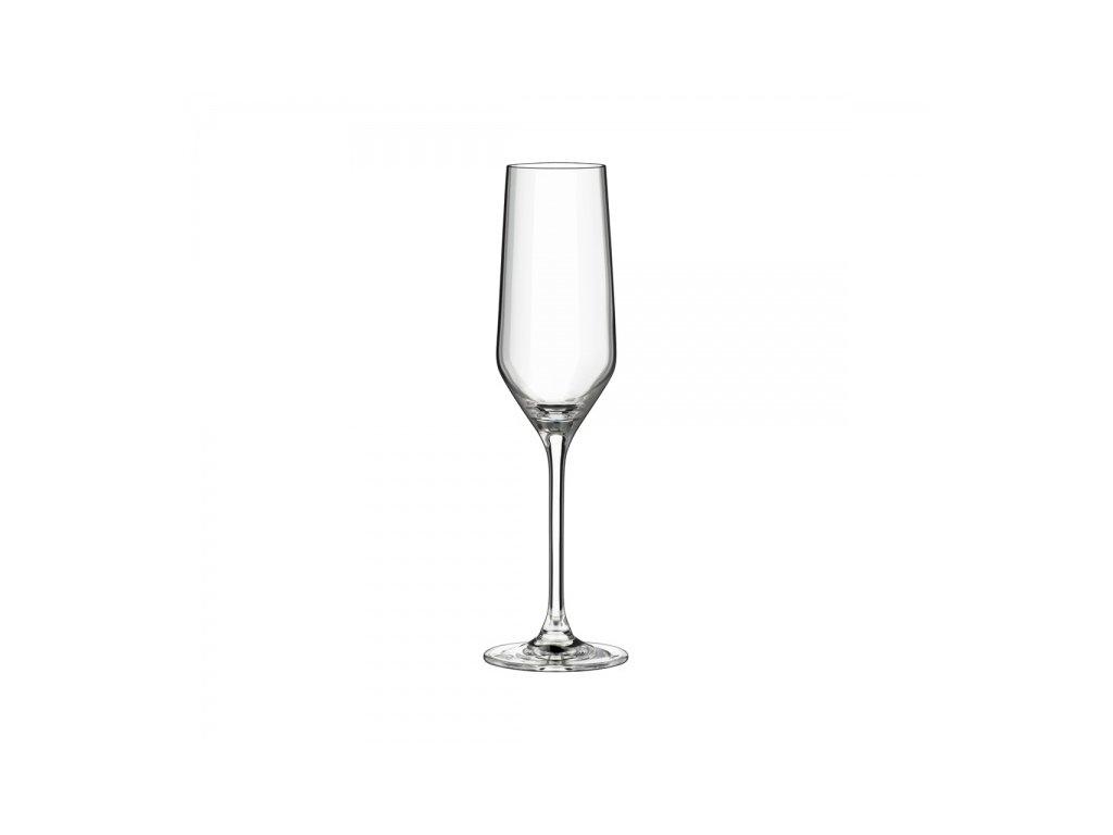 champagne flute 220