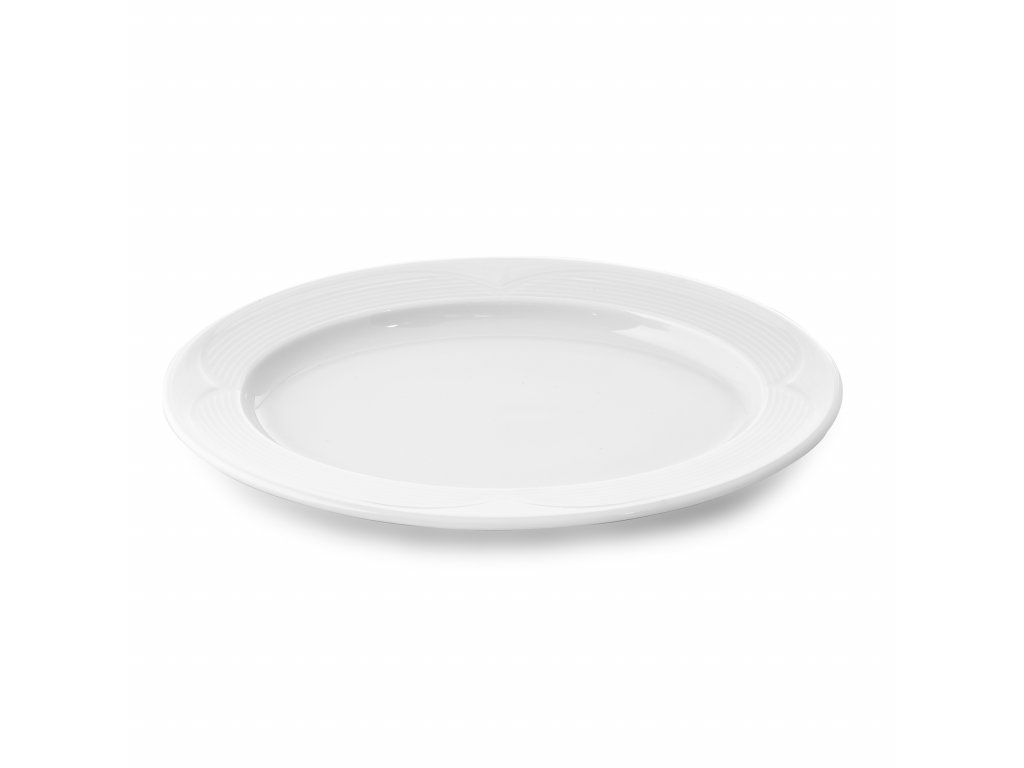 tanier oválny