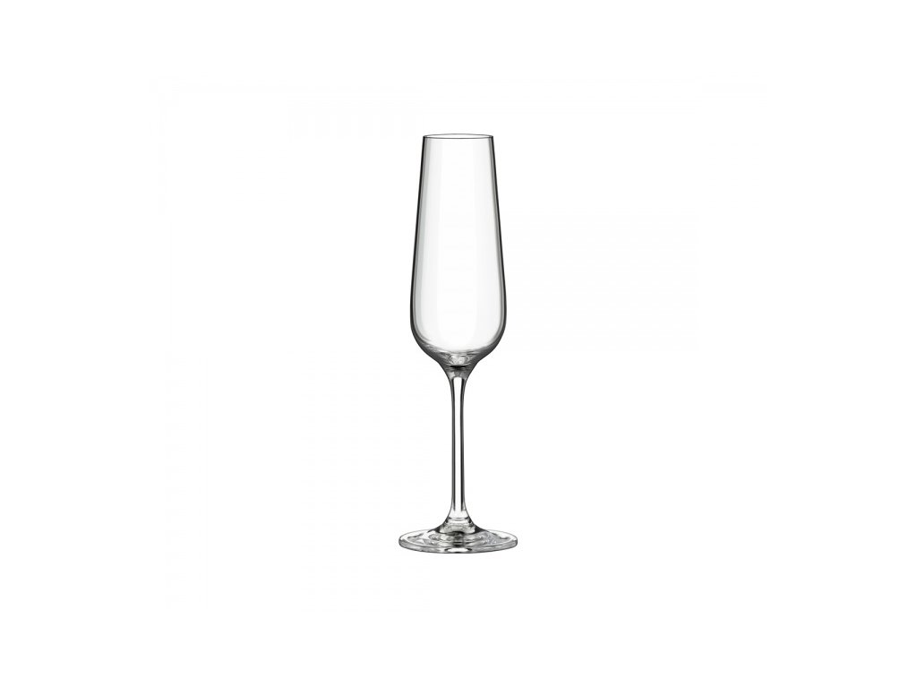 champagne flute 180