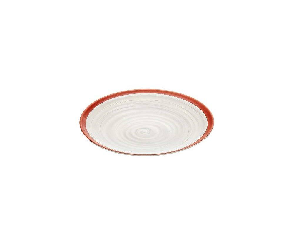 Tanier 20 cm melamín Positano