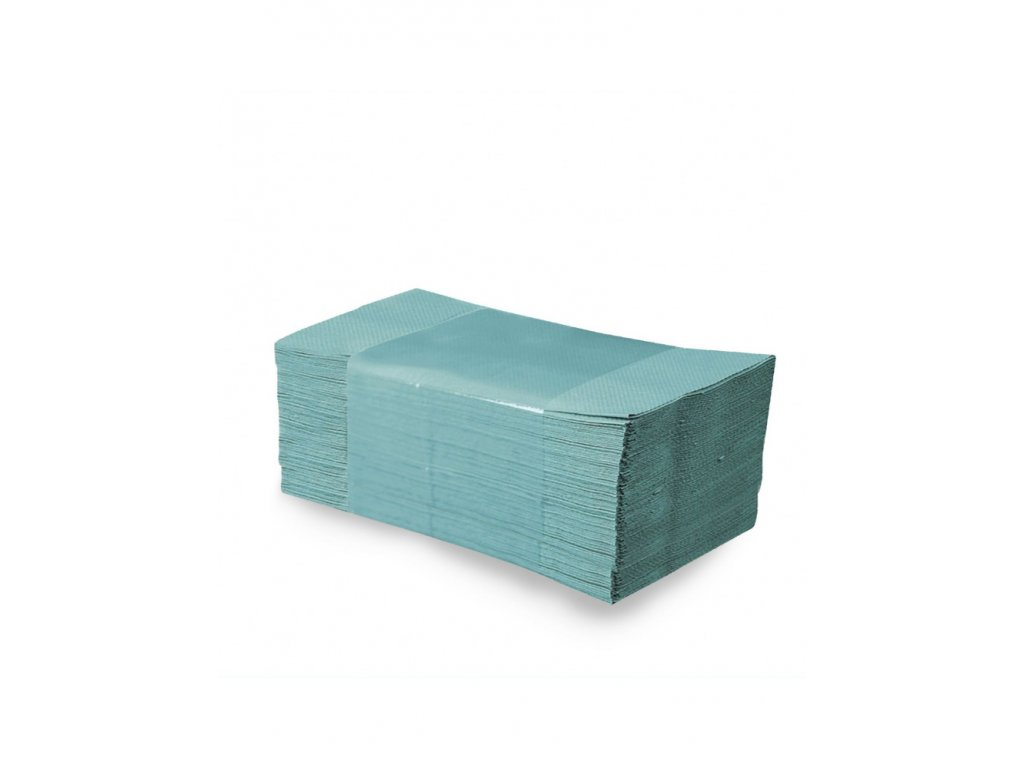 Papierové uteráky skladané ZZ