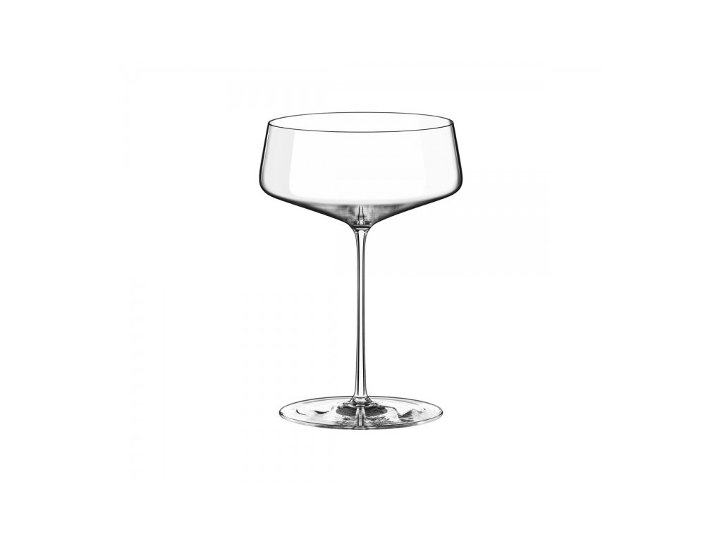 champagne saucer 540