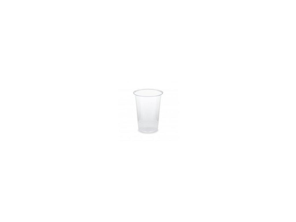 Pohár Priehľadný 0,3 L BIO PLAST
