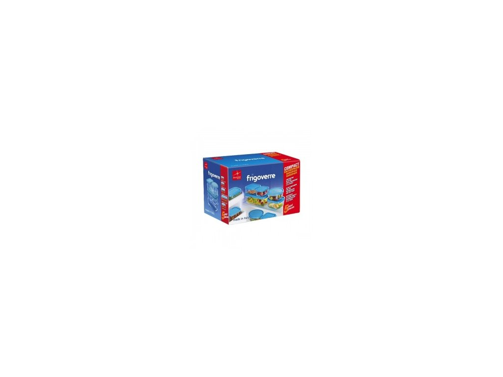 frigoverre classic set 5 d 150+240+300+400+1100ml