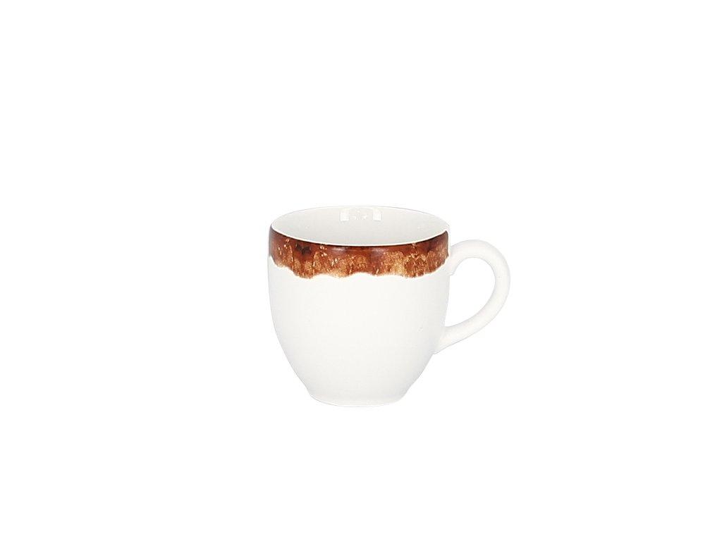 Šálka na kávu TIMBER BROWN