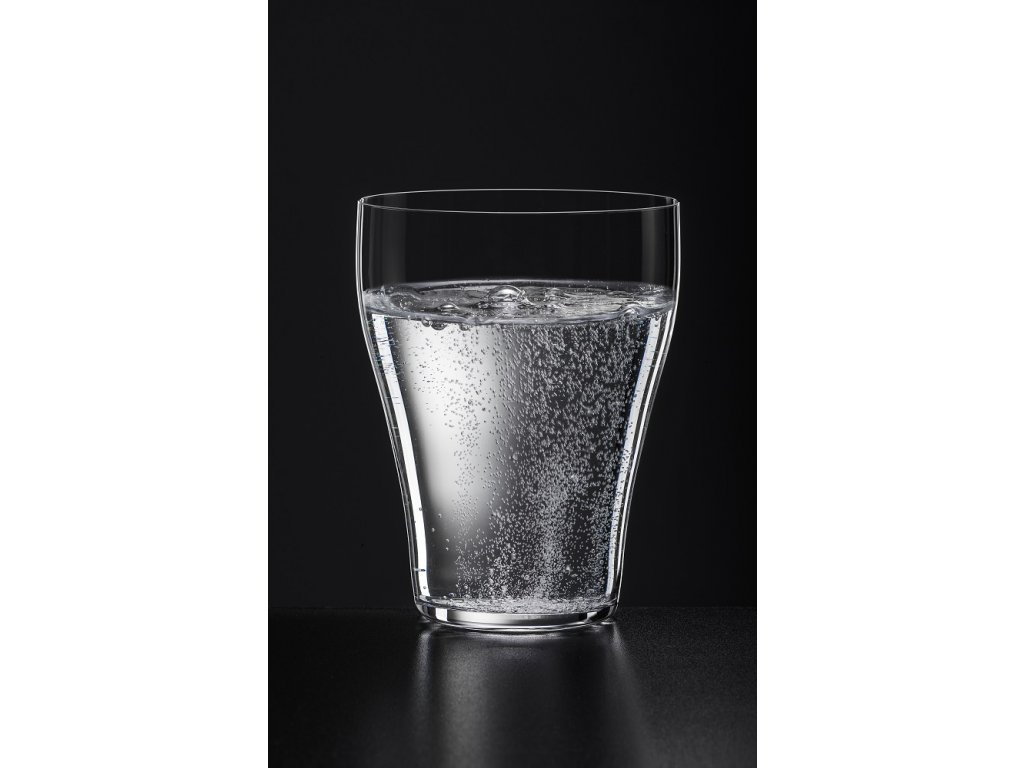 pohár perlivá voda 430