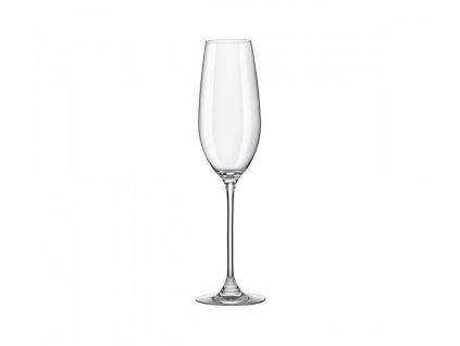 champagne flute 240