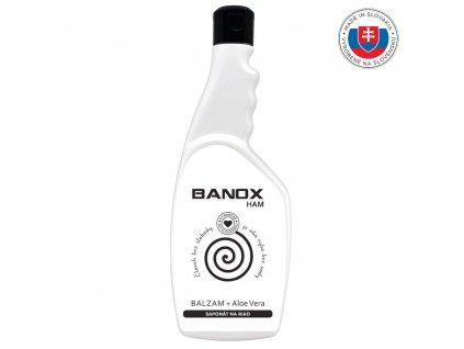 BANOX na riad Balzam + Aloe Vera (HAM)